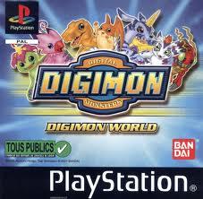 Digimon World per PlayStation