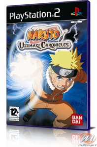 Naruto: Uzumaki Chronicles per PlayStation 2