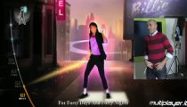 Michael Jackson: The Experience - Gameplay in presa diretta