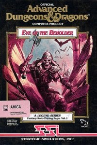 Advanced Dungeons & Dragons: Eye of the Beholder per Amiga