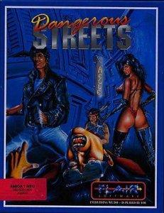 Dangerous Streets per Amiga