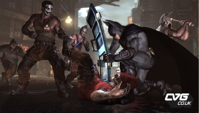 Nuove immagini da Batman: Arkham City