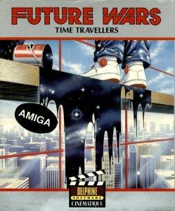 Future Wars: Adventures In Time per Amiga