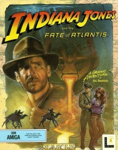 Indiana Jones And The Fate Of Atlantis per Amiga