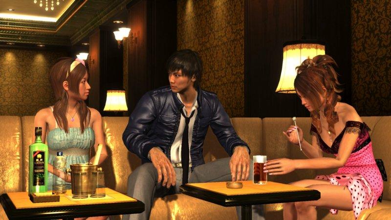Yakuza 4: più di 6 ore di scene d'intermezzo