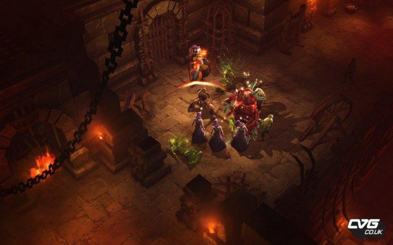 Diablo III: un'iniziativa su Facebook
