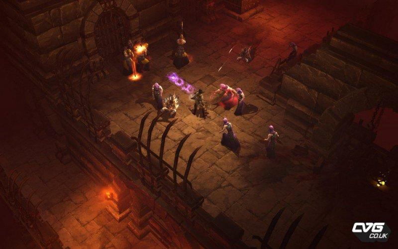 Lo sviluppo di Diablo III è nella fase finale