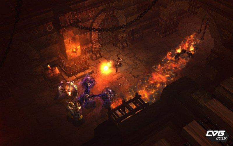 Blizzard spera di rilasciare Diablo III entro il 2011
