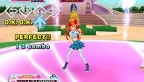 Dance Dance Revolution WinX Club - Gameplay #5