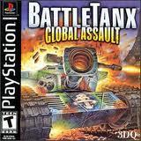 Battle Tanx: Global Assault per PlayStation
