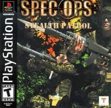 Spec Ops: Stealth Patrol per PlayStation