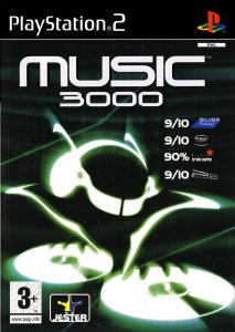 Music 3000 per PlayStation 2