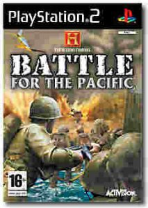 History Channel: Battle for the Pacific per PlayStation 2