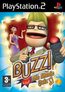 Buzz!: The music Quiz per PlayStation 2