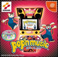 Pop'n Music per Dreamcast