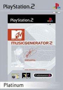MTV Music Generator 2 per PlayStation 2