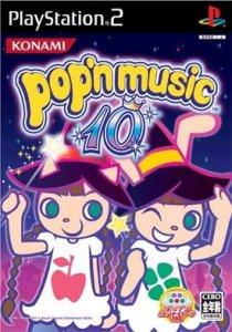 Pop'n Music 10 per PlayStation 2