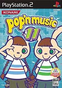 Pop'n Music 11 per PlayStation 2