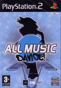 All Music Dance per PlayStation 2