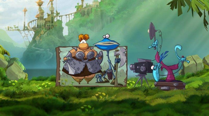 Un ritardo per Rayman Origins