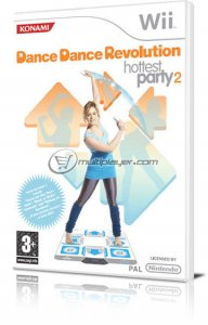 Dancing Stage Hottest Party 2 per Nintendo Wii