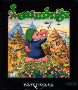 Lemmings per Amiga