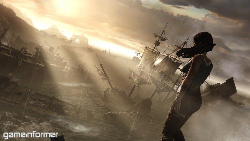 Data europea per Tomb Raider Trilogy