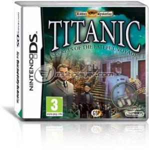 Hidden Mysteries: Titanic per Nintendo DS