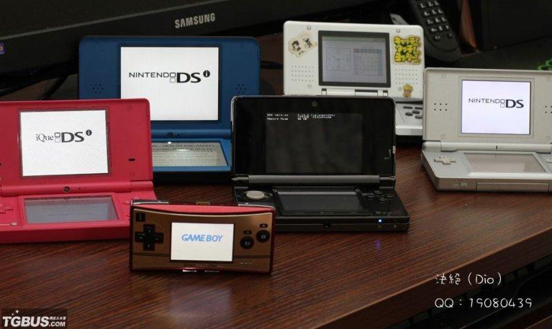 Due colori per Nintendo 3DS al lancio americano