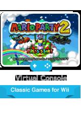Mario Party 2 per Nintendo Wii