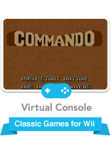 Wolf of the Battlefield: COMMANDO per Nintendo Wii
