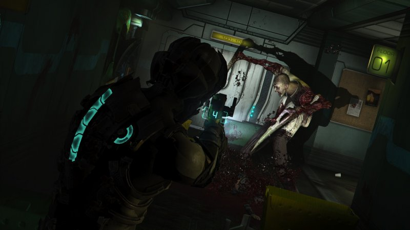 """Dead Space 2 ha un livello di difficoltà con """"save"""" limitati"""