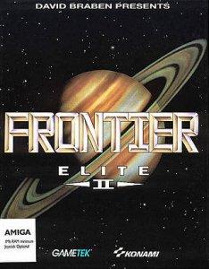 Frontier: Elite II per Amiga