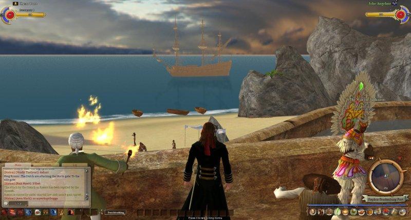Il mare brucia!