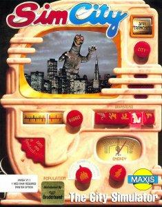 SimCity per Amiga