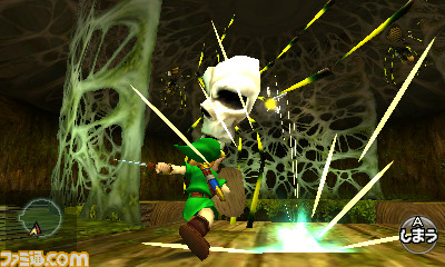The Legend of Zelda: Ocarina of Time 3D affidato a un team esterno