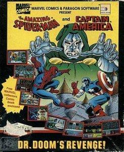 Dr. Doom's Revenge! per Amiga