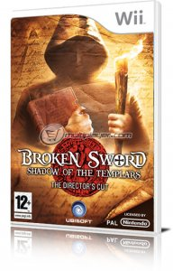 Broken Sword: Shadow of the Templars - The Director's Cut per Nintendo Wii