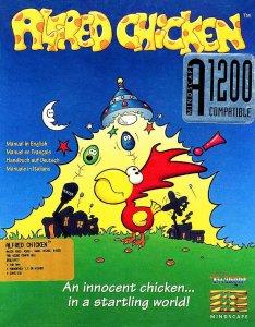 Alfred Chicken per Amiga