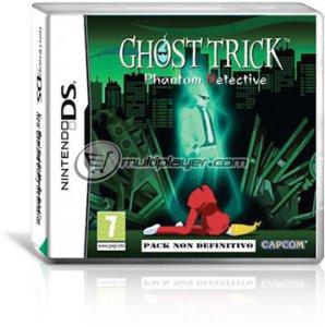 Ghost Trick: Detective Fantasma per Nintendo DS