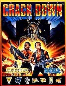 Crack Down per Amstrad CPC