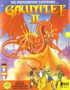Gauntlet II per Amstrad CPC