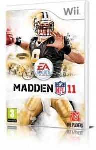 Madden NFL 11 per Nintendo Wii