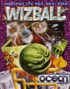 Wizball per Amstrad CPC