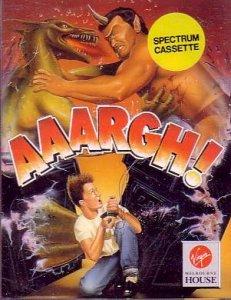 Aaargh! per Amstrad CPC