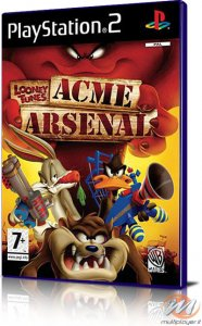 Looney Tunes: Acme Arsenal per PlayStation 2