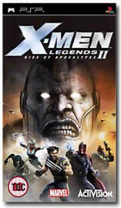 X-Men Legends 2: Rise of Apocalypse per PlayStation Portable