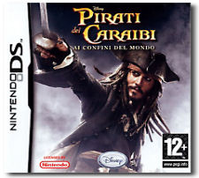 Pirati dei Caraibi: Ai Confini del Mondo per Nintendo DS