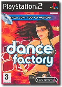 Dance Factory per PlayStation 2