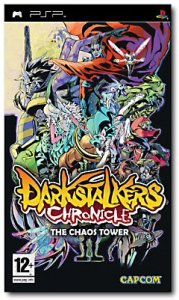 Darkstalkers Chronicle: The Chaos Tower per PlayStation Portable